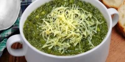 Sopa de Espinafre com Batata