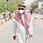 The Saudis are lifting the ban on wearing masks