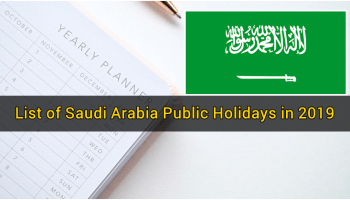 Saudi Labor Law: Official Leaves & Vacations | Saudi Arabia OFW