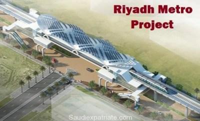 Metro Rail Project in Riyadh - Quick Details -SaudiExpatriate.com