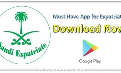 Saudi Expatriate Android App for Expats Living in Saudi - Free Download