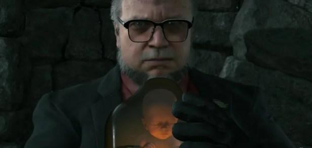Guillermo del Toro konami