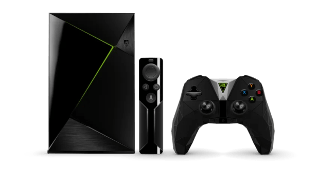 Nvidia New Shield