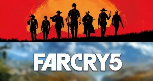 Red Dead Redemption 2 Far Cry 5