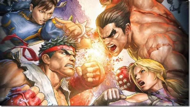 Street Fighter وTekken