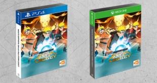 Naruto: Ultimate Ninja Storm Legacy