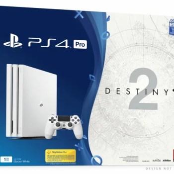 PS4 Pro Destiny 2