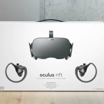 Oculus + Touch