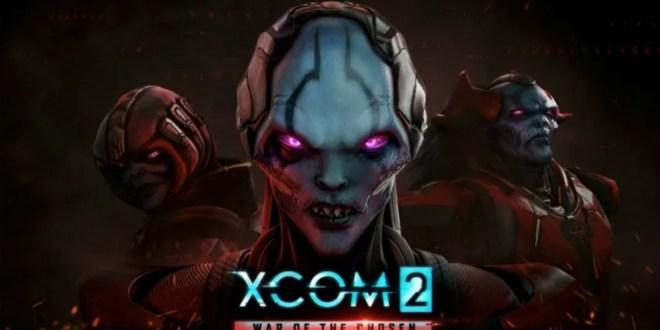 XCOM 2: War of the Chosen first gameplay