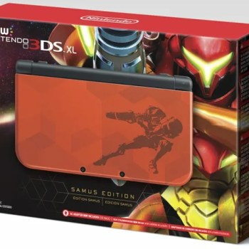 New Nintendo 3DS XL