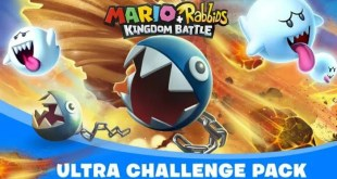 Mario + Rabbids Kingdom Battle Ultra Challenge DLC