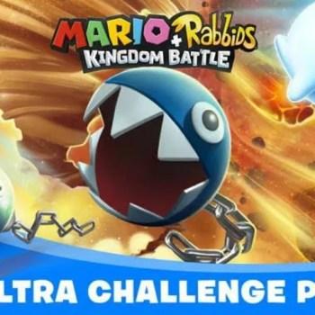 Mario + Rabbids Kingdom Battle Ultra Challenge DLC