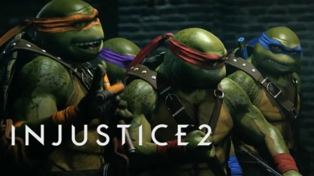 Ninja Turtles Injustice 2 سلاحف النينجا