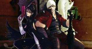 Dante x Bayonetta