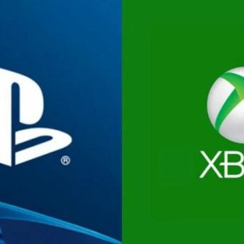 بلايستيشن 4 إكسبوكس ون PS4 Xbox
