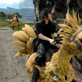 Final Fantasy XV Final Fantasy 15