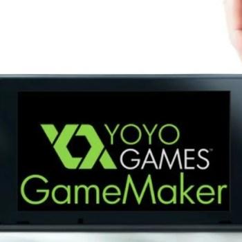 GameMaker Nintendo Switch