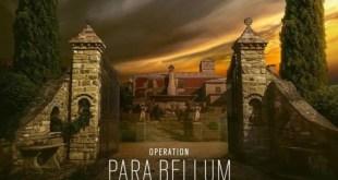 Rainbow Six Siege Operation Para Bellum