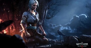 The Witcher Ciri