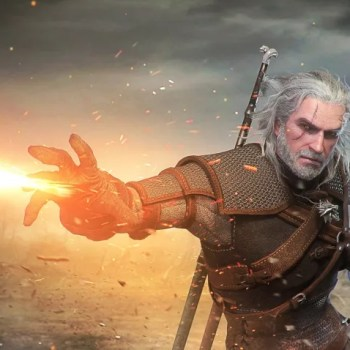 Geralt The Witcher