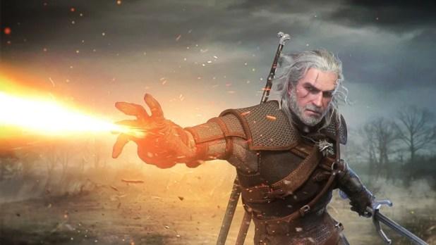 Geralt The Witcher