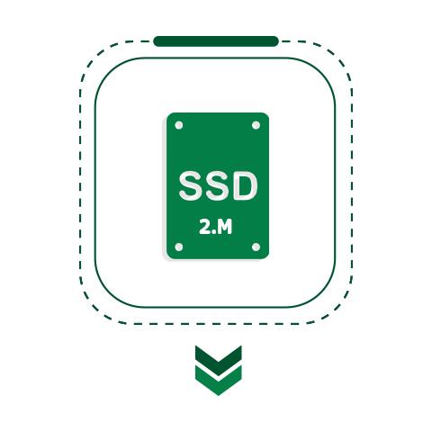 وحدة تخزين SSD M.2