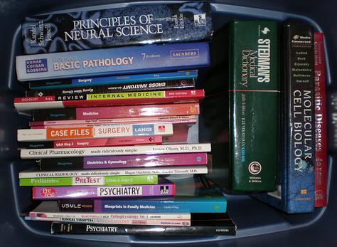 كتب طبية لطلاب الطب