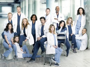 تشريح جراي - Grey's Anatomy