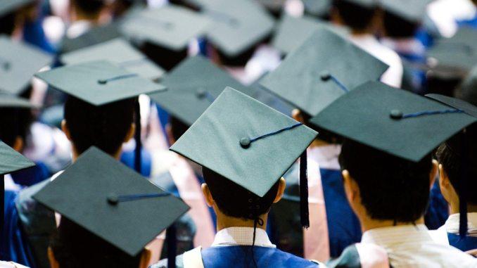 التخرج من كلية الطب