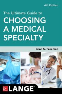 Choosing A Medical Speciality