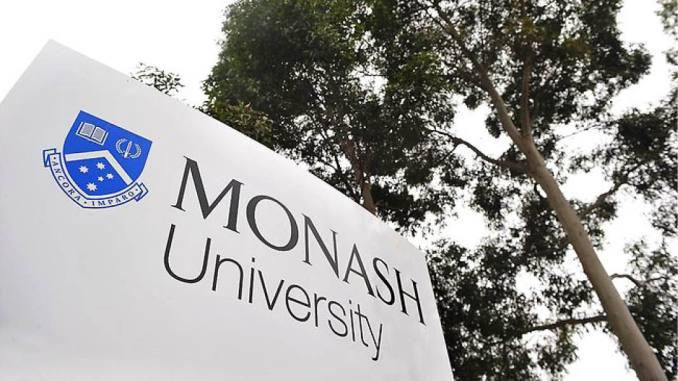 جامعة موناش - استراليا