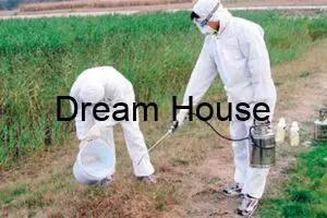 انواع المبيدات الزراعية