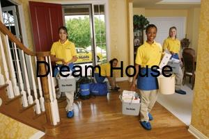 خطط تنظيف المنزل الجديد