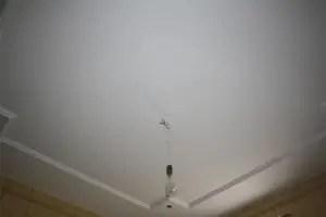 كيفية تنظيف سقف المنزل من الدخان