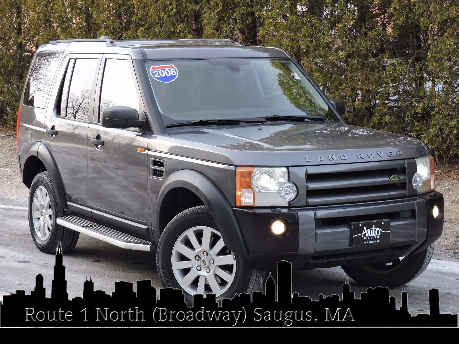 Used 2006 Land Rover LR3 SE at Saugus Auto Mall
