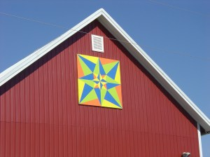 Sauk County Barn Quilts « Explore Agriculture in Sauk County