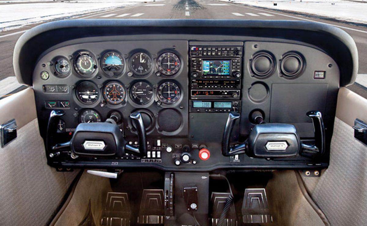 Cessna Dashboard