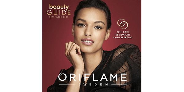 Read more about the article Beauty Guide Oriflame September 2021