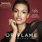 Beauty Guide Oriflame September 2021