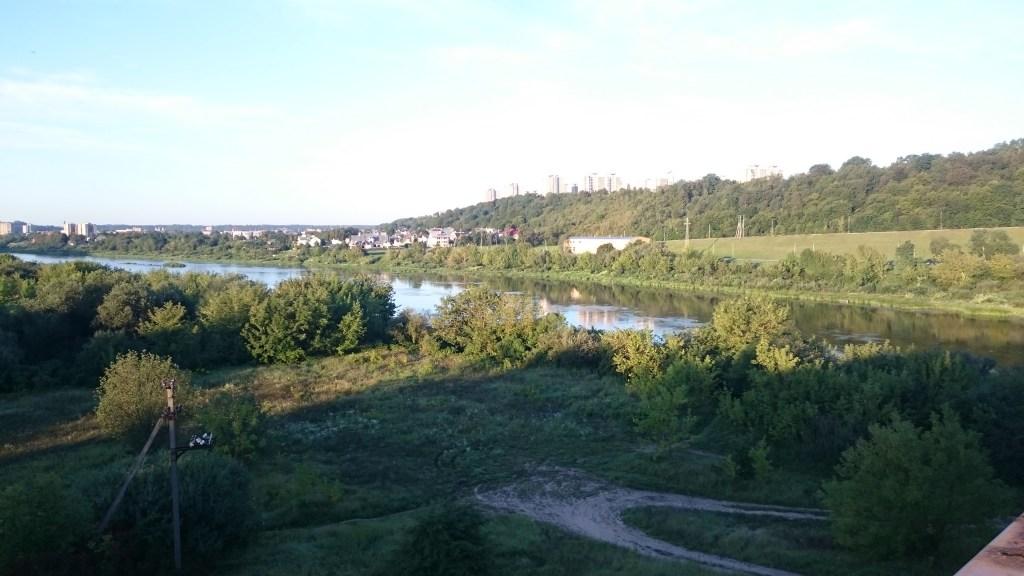 07:15 Vaizdas nuo Alfonso Meškinio tilto