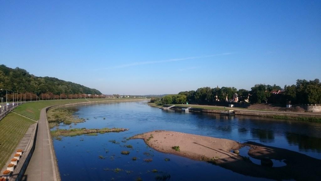 08:45 Aleksoto tiltas