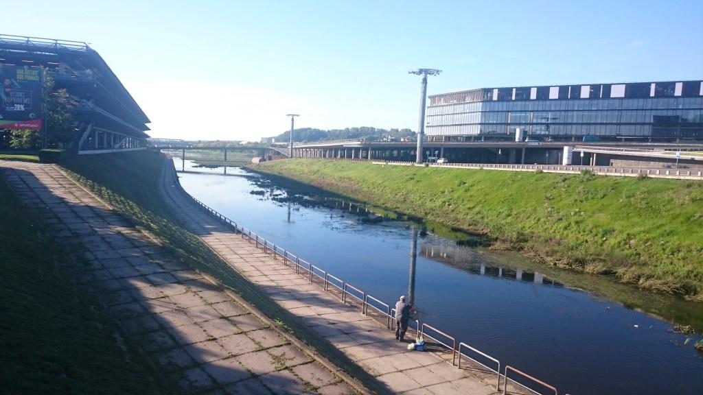 09:01 Mickevičiaus gatvės tiltas