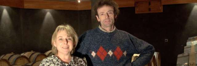 Roger et Christine Samaize
