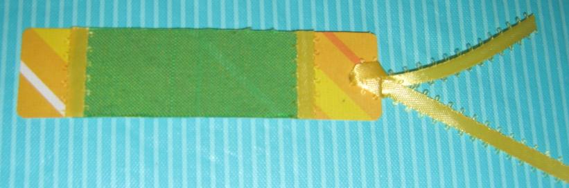 Fabric Bookmarks (6/6)