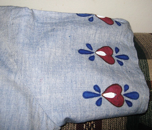 Fabric Painting on Kurtas (4/6)