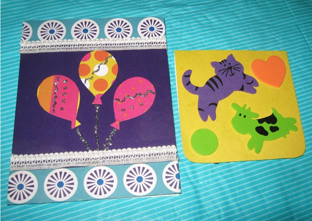 Balloon Cards or Pop up Birthday Cards (5/5)