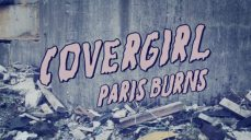 Paris Burns Single Launch - Cover Girl