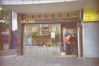 SAUNA front