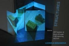 Structures - Luda Michellin