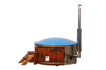 Blue Wellness hot tub with integral heater_3